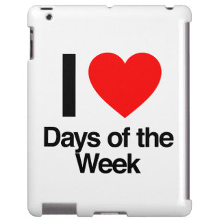 i love days of the week