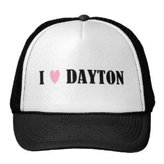 I LOVE DAYTON HAT