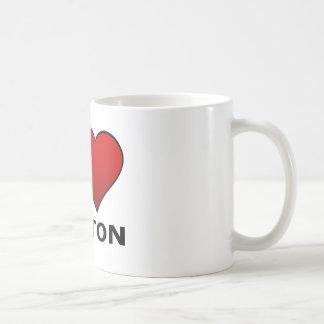 I LOVE DAYTON, OH - OHIO COFFEE MUGS