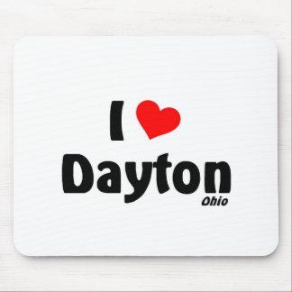 I love Dayton Ohio Mouse Pad