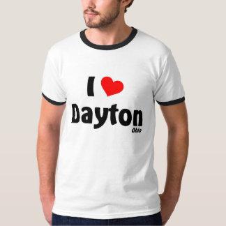 I love Dayton Ohio Tee Shirt