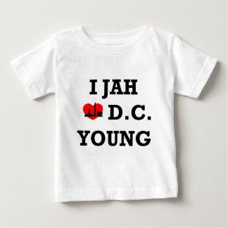 I Love DC Baby T-Shirt