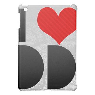 I Love DD iPad Mini Case