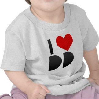 I Love DD Shirt