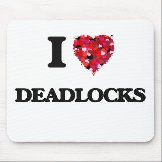 I love Deadlocks Mouse Pad