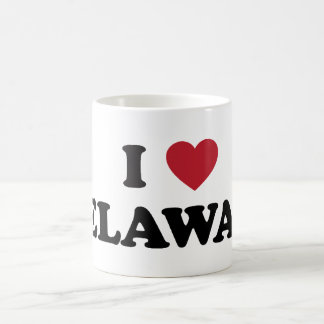 I Love Dealware Coffee Mug
