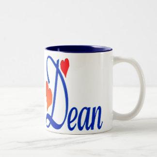 I love Dean Mug