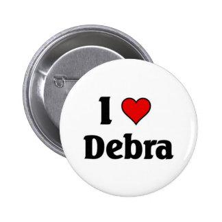 I love Debra Pins