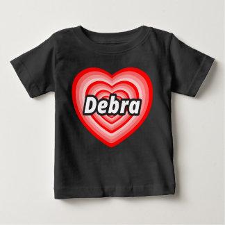 I love Debra Tee Shirt