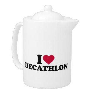 I love Decathlon Teapot