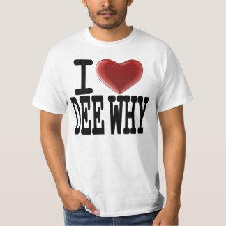 I Love DEE WHY T-Shirt