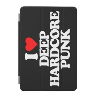 I LOVE DEEP HARDCORE PUNK iPad MINI COVER