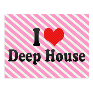 I heart house music gifts t shirts art posters other for I love deep house music