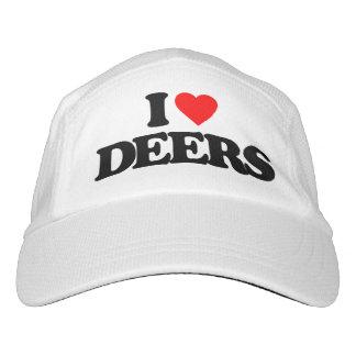 I LOVE DEERS HAT