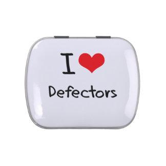 I Love Defectors Candy Tin