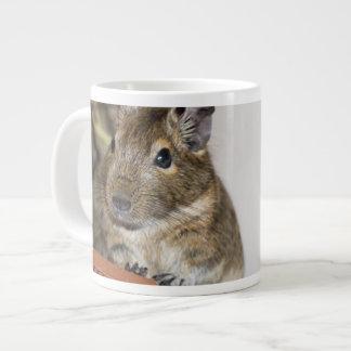 I Love Degus Giant Coffee Mug
