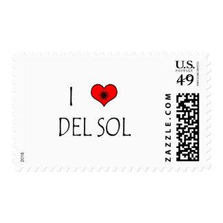 I Love Del Sol Franqueo
