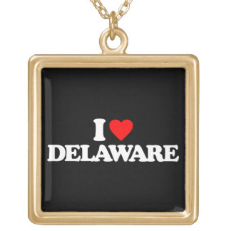 I LOVE DELAWARE CUSTOM JEWELRY