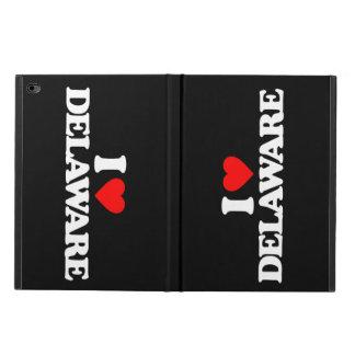 I LOVE DELAWARE POWIS iPad AIR 2 CASE