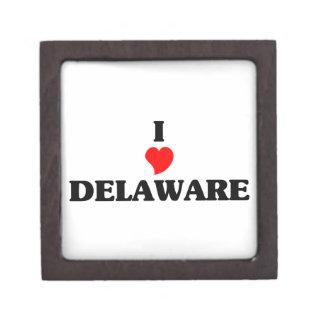 I love Delaware Premium Gift Boxes