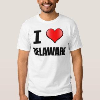 I Love Delaware T-Shirt - Men