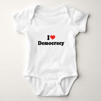 I LOVE DEMOCRACY.png Shirt