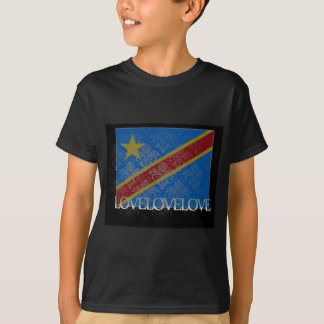 I love Democratic Republic Of Congo Cool T-Shirt
