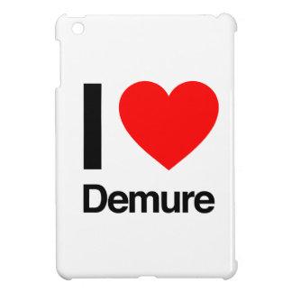 i love demure iPad mini cases