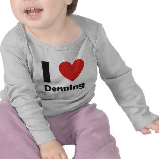 I love Denning Shirts