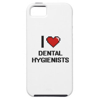 I love Dental Hygienists iPhone 5 Covers