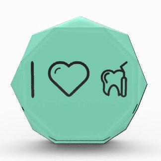 I Love Dentist Cares Award