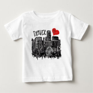 I love Denver Baby T-Shirt