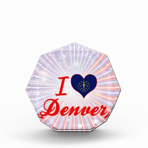 I Love Denver, Indiana Award