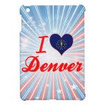 I Love Denver, Indiana iPad Mini Cover