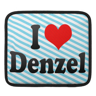I love Denzel Sleeves For iPads