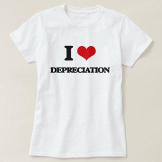 I love Depreciation T-Shirt