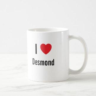 I love Desmond Mug