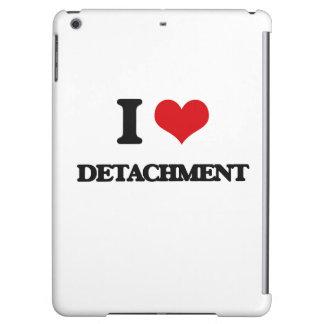 I love Detachment iPad Air Case