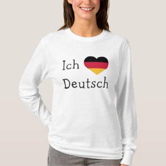 I love Deutsch T-Shirt