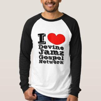 I Love Devine Jamz T Shirt