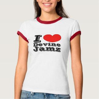 I Love Devine Jamz Tee Shirt