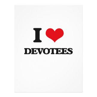 I love Devotees Full Color Flyer
