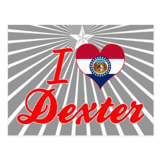 I Love Dexter, Missouri Post Cards