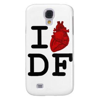 I Love DF Galaxy S4 Cover