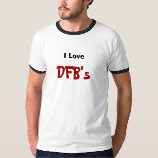 I Love, DFB's Tshirts
