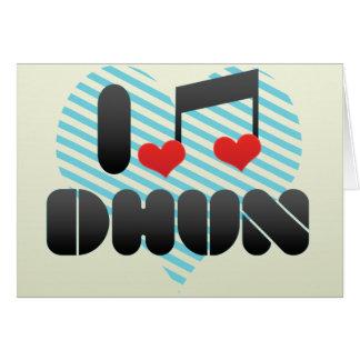 I Love Dhun Card