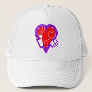 i love diamonds trucker hat