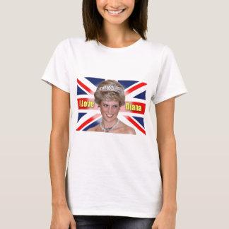 'I Love Diana' HRH Princess Diana T-Shirt