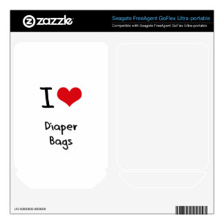 I Love Diaper Bags FreeAgent GoFlex Skin