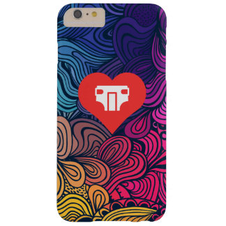 I Love diapers Design Barely There iPhone 6 Plus Case